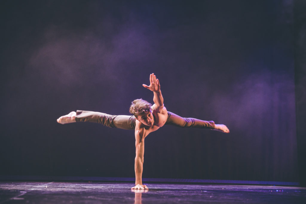 Paloma Barret, photographe de danse