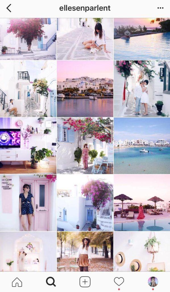 Mes 5 comptes Instagram préférés - www.lesyeuxbleus.net