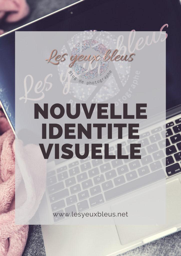 Nouvelle identité visuelle - Les yeux bleus - blog de photographe - by Paloma Barret www.lesyeuxbleus.net