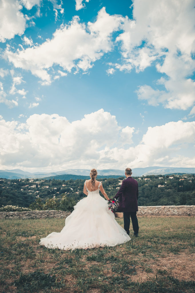 Le beau mariage d'A et M aux pays des merveilles by Paloma Barret - www.lesyeuxbleus.net