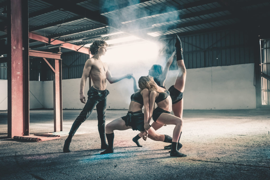 Color my soul - l'histoire d'une première vidéo de danse par Paloma Barret - www.lesyeuxbleus.net